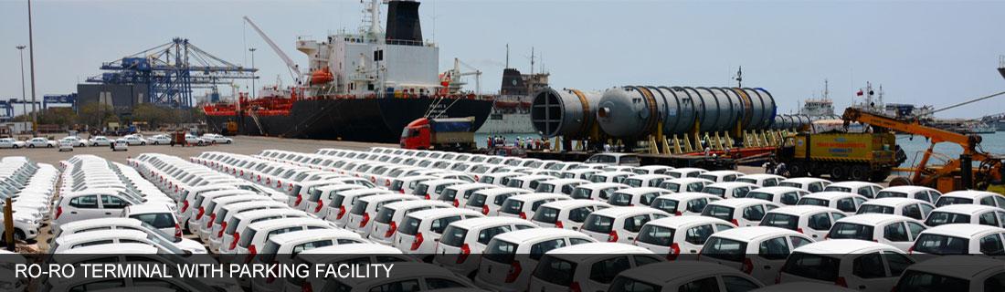 Port of Chennai | Port of Chennai